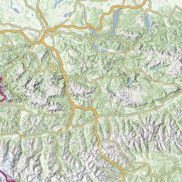 Karte Tirol.Bereits Erreicht Alle Tirol 2050 Projekte Auf Einer Karte